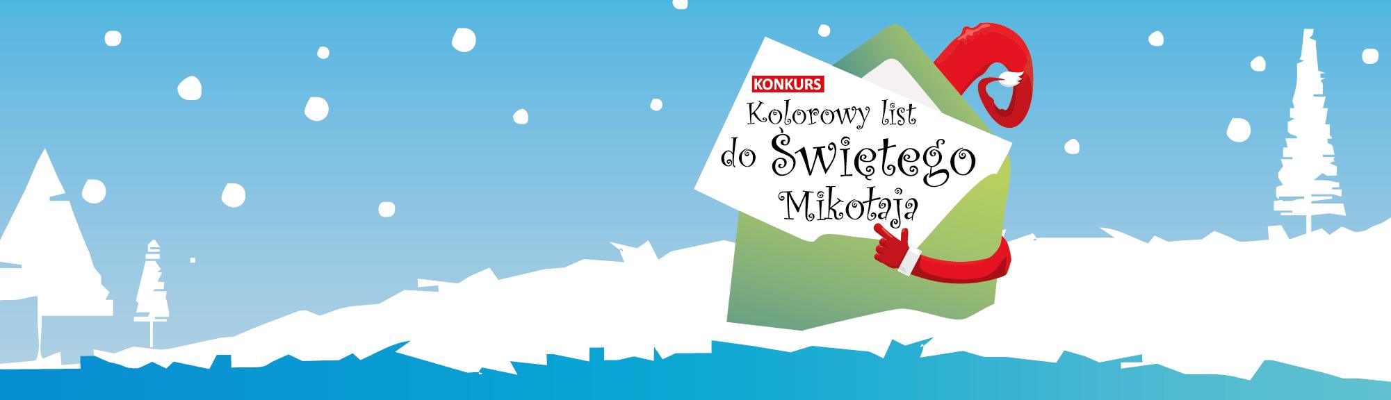Napisaliście już list do Św. Mikołaja?